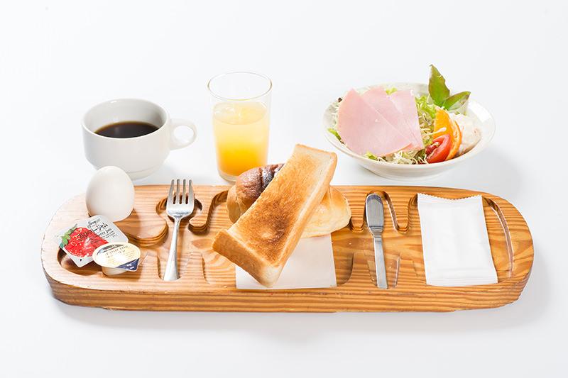 洋定食の写真