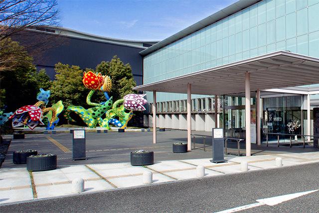 松本市美術館の写真