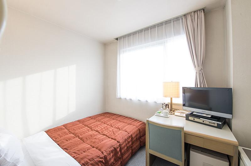 シングルタイプのお部屋の写真